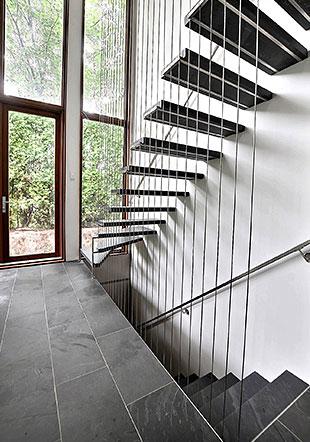 escalier-ardoise